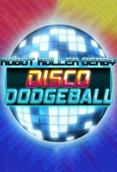 Robot Roller-Derby Disco Dodgeball