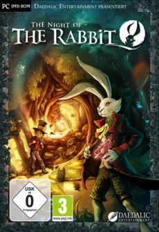 free steam game The Night of the Rabbit