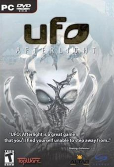 free steam game UFO: Afterlight