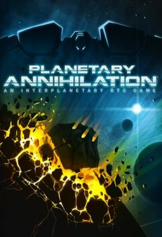 free steam game Planetary Annihilation