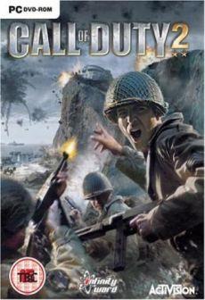 Call of Duty 2 Steam Key MAC