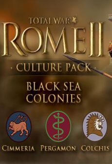 free steam game Total War: ROME II - Black Sea Colonies Culture Pack
