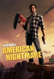 free steam game Alan Wake's American Nightmare