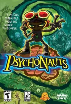 free steam game Psychonauts