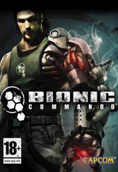 free steam game Bionic Commando