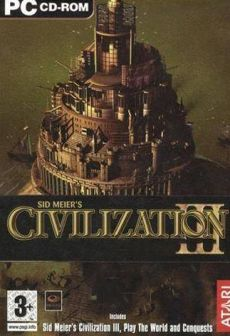 free steam game Sid Meier's Civilization III Complete