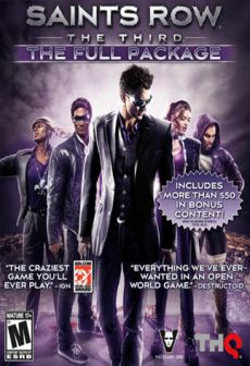 free steam game Saints Row: The Third - Full Package