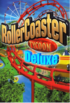 RollerCoaster Tycoon: Deluxe