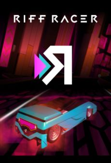 Riff Racer - Race Your Music!