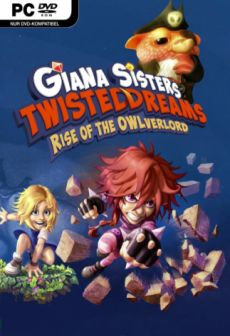 free steam game Giana Sisters: Twisted Dreams - Rise of the Owlverlord