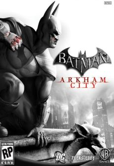 free steam game Batman: Arkham City GOTY Edition
