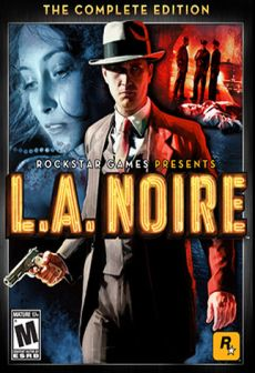 free steam game L.A. Noire: Complete Edition