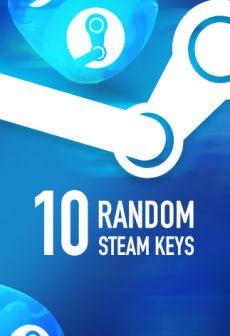 Random 10 Steam Keys
