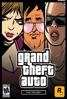 free steam game Grand Theft Auto The Trilogy