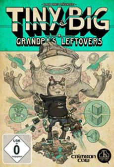 free steam game Tiny and Big: Grandpa's Leftovers