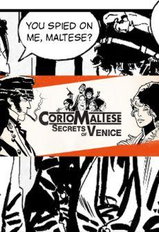 Corto Maltese and The Secrets Of Venice