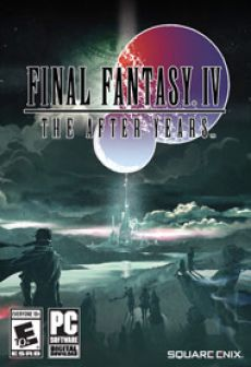 free steam game FINAL FANTASY IV: THE AFTER YEARS