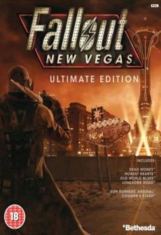 free steam game Fallout: New Vegas Ultimate Edition