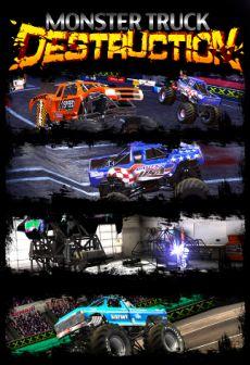 free steam game Monster Truck Destruction