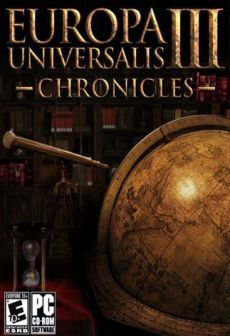 free steam game Europa Universalis III: Chronicles