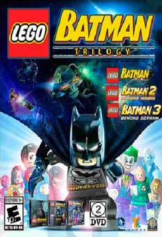 free steam game LEGO Batman Trilogy