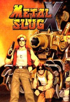 free steam game Metal Slug X