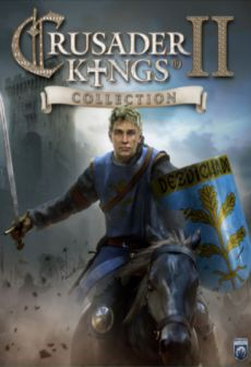 free steam game Crusader Kings II Collection (2014)