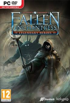 free steam game Fallen Enchantress - Legendary Heroes