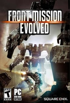 free steam game Front Mission Evolved