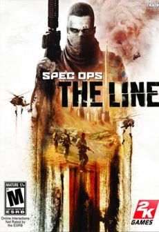 free steam game Spec Ops: The Line