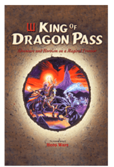 free steam game King of Dragon Pass