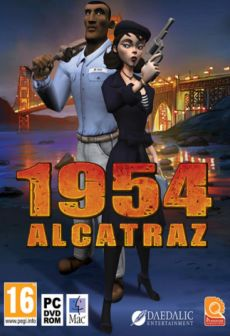 free steam game 1954 ALCATRAZ