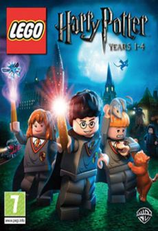 free steam game LEGO Harry Potter: Years 1-4