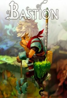 free steam game Bastion