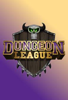free steam game Dungeon League