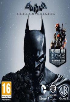 Batman: Arkham Origins + Deathstroke