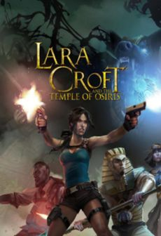 free steam game LARA CROFT AND THE TEMPLE OF OSIRIS