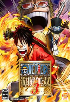 One Piece Pirate Warriors Edition Gold