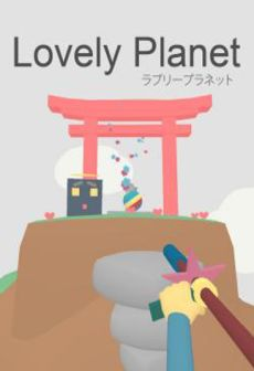 free steam game Lovely Planet