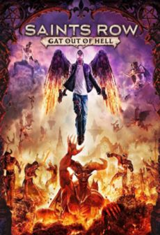 Saints Row: Gat out of Hell + Devil's Workshop Pack