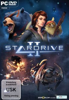 free steam game StarDrive 2 Digital Deluxe Edition