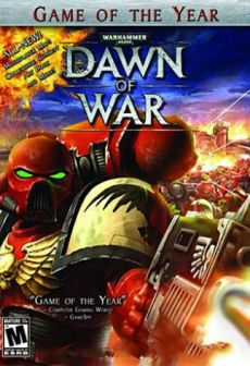 free steam game Warhammer 40,000: Dawn of War - Game of the Year Edition