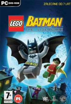 free steam game LEGO Batman