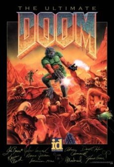 free steam game Ultimate Doom