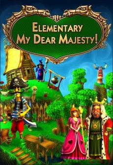 free steam game Elementary My Dear Majesty!