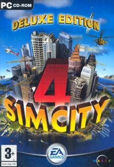 free steam game SimCity 4 Deluxe Edition