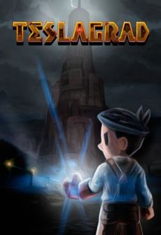 free steam game Teslagrad
