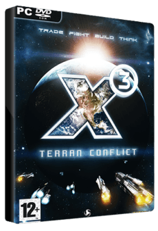 free steam game X3: Terran Conflict
