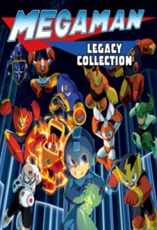free steam game Mega Man Legacy Collection