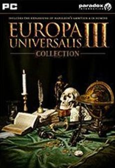free steam game Europa Universalis III: Collection